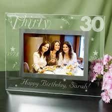 personalized glass photo frames giftshappenhere gifts
