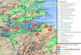 Road Map Of Scotland Printable Map Of Scotland 2323