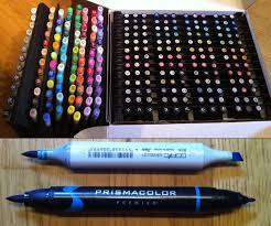 prismacolor marker set copic and prismacolor marker collection by yuureikun on deviantart