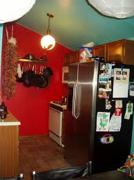 Red Kitchen Walls by Before And After Kitchen Makeovers From Rate My Space Diy
