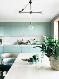 the next big kitchen cabinet color trends mydomaine