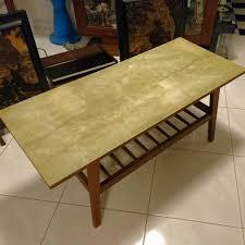Teak Coffee Table Vintage Teak Coffee Table Antiques Antique Furniture On Carousell