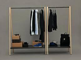 stand alone closet ideas up rod bezoporu info