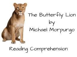 michael morpurgo reading comprehension bundle by