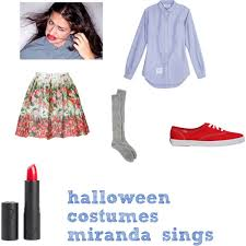 alfa img showing u003e miranda sings halloween costume