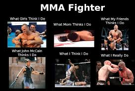 Mma Meme - image 252424 what people think i do what i really do know