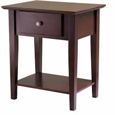 Night Stand Tables by Curved Nightstand End Table Remarkable On Ideas With Amazoncom