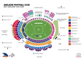 Sydney Entertainment Centre Floor Plan Adelaide Oval Afl Com Au