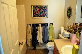 bathroom towel hooks ideas bathroom neat decoration for small bathroom with black towel