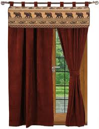 Curtains For A Cabin Cabin Grommet Curtains Cabin Curtains For Window Cabin Home