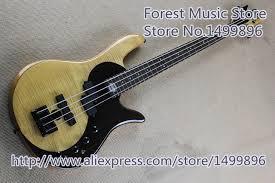 aliexpress yang new arrival china fodera bass guitar electric 4 string yin yang bass