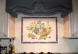 backsplash tile murals