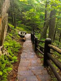 Wisconsin State Parks Map by Wisconsin Explorer Hiking The North Country Trail Copper Falls