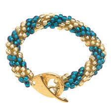 beaded bracelet crochet images Retired spiral beaded crochet bracelet inspiration beading jpg