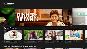 watch cooking channel anywhere anytime cooking channel