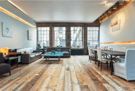 Hardwood Floor Living Room Reclaimed Wood Flooring 15 Best Design Ideas For Every Room