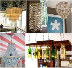 22 diy chandeliers for home decor and parties