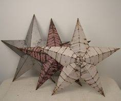 How To Make Barn Stars Barnstar Tutorial Great Site On How To Make Paper Barn Stars