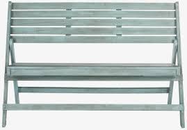 mignardise folding wood garden bench u0026 reviews birch lane