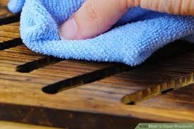 how to clean woodwork 3 ways to clean woodwork wikihow