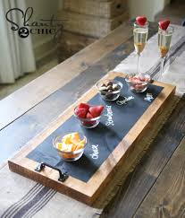 Trays For Coffee Table by Diy Chalkboard Serving Tray Tutorial And Youtube Diy