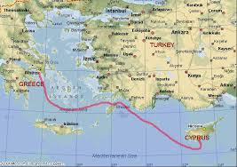 my trip in greece 2520km with the thunderace
