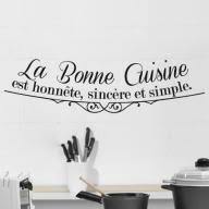 citation sur la cuisine la bonne cuisine est honnête sincère et simple citation