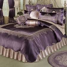 Black And Gold Crib Bedding Nursery Beddings Purple And Gold Bedspread Together With Purple