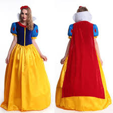 Snow White Halloween Costume Adults Discount Women Customs Halloween 2017 Women