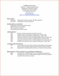 Resume Sample Research Assistant by For College Student Curriculum Vitae Examples Students Samples Of