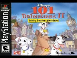 101 dalmatians ii patch u0027s london adventure ps1 music