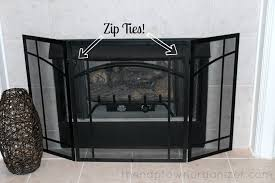 fireplace screens for es by the naptown organizer secondhand sunday 8 fireplace screen
