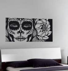 Skull Decorations For The Home I Know The Perfect Place For This Artwork Ideas For My New