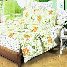 Duvet Sets Twin Blancho Bedding Summer Leaf 100 Cotton 3pc Duvet Cover Set