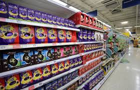 easter eggs sale easter eggs on sale in stores all ireland just 102 days