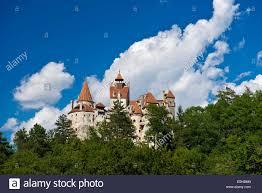 bran castle bran brasov transylvania carpathians romania