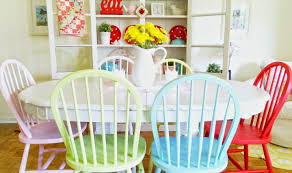 colorful kitchen chairs unbelievable chair industrial kitchen home interior design pics of