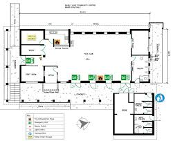 Community Center Floor Plan Manly Vale Community Centre Northern Beaches Council