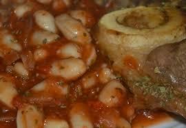cuisiner jarret de porc jarret de porc et mojettes mon cookeo