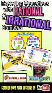 best 25 irrational numbers ideas on pinterest rational numbers