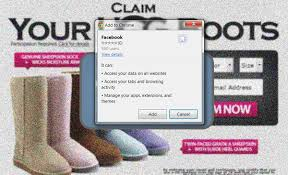 ugg sale hoax ugg boots giveaway scam