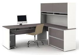 l shaped computer desk canada desk modern l shaped desk white hutch fascinating l shaped desk