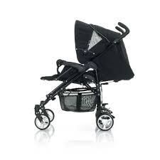 abc design zwillingskinderwagen abc design buggy primo inkl sitzeinlage anthracite black