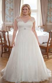 wedding dresses plus size cheap wedding gowns for large size cheap plus figured bridal dresses