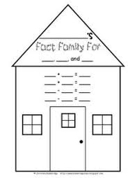 math fact families multiplication division multiplication and division fact families center and