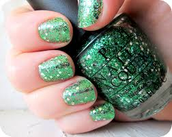 magic on main street every day whimsy st patrick u0027s day nails