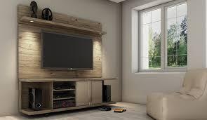 Wall Tv Furniture Amazon Com Manhattan Comfort Carnegie Collection Flat Screen Tv