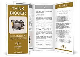 engineering brochure templates 42 company brochure templates in psd free premium templates