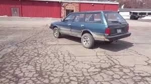 lifted subaru justy scubie 2