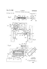 patent us2649154 hydraulically operated paper cutter google